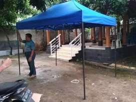 Tenda lipat buat pameran