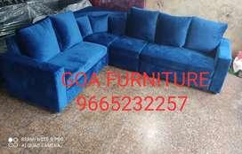 Corner comfortable sofa