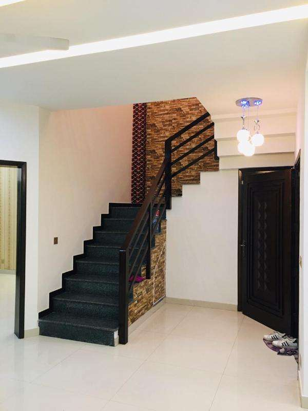 5 Marla Semi Furnished House For Sale in CC Block Bahria Town Lahore n