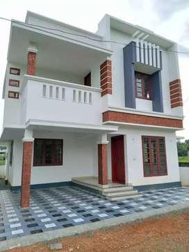 3 bhk 1400 sqft 3 cent new build house at aluva choondy near edathala