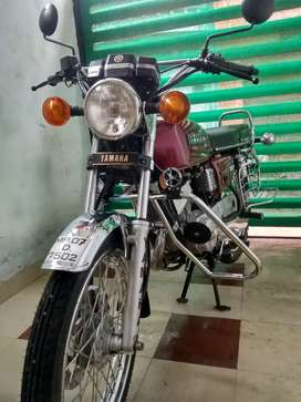 Yamaha  RX100 Also called 'Pocket Rocket' 1992 Model in good condition