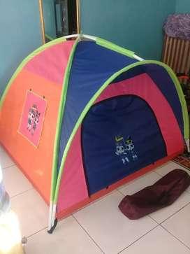 tenda anak pngriman via jne dari bandung