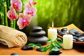 Body massage for pain