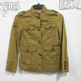 jaket army ladies