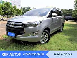[OLXAutos] Toyota Kijang Innova 2016 V 2.0  Bensin A/T #Rasya Auto Car