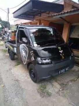 Jasa pindahan Sewa mobil pick up & truk engkel CDE mobil losbak