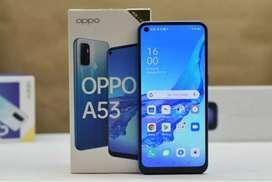 Oppo A53 4/64 bisa cash dan kredit