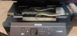 Epson L455 all in printer with color lcd