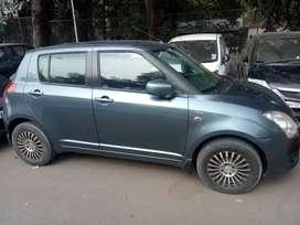 Maruti Swift VDi with Alloy wheels