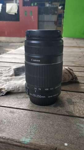 Jual Cepat Lensa Canon 55-250mm
