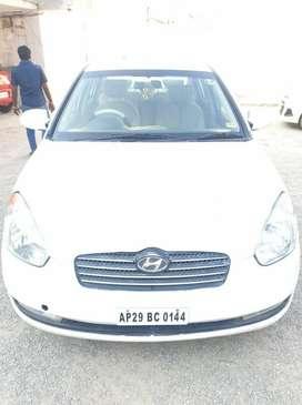Hyundai Verna 2006-2009 CRDi SX ABS, 2007, Diesel