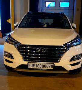 Hyundai Tucson 2020 gls Diesel 6500 Km Driven  2wd  Sunroof(top model)