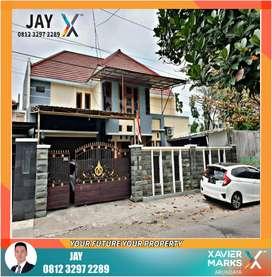 Rumah Mewah 2 Lantai Pinggir Jalan dekat UT