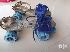 Roller skates kisi bhi age ke bacche ke liye