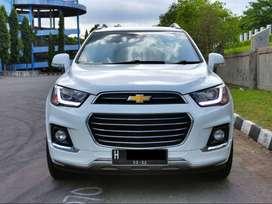 Chevrolet Captiva Diesel FL2 a/t 2016 Facelift Putih