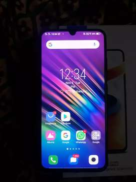 Sale on vivo v11 pro with 3 covers and charger