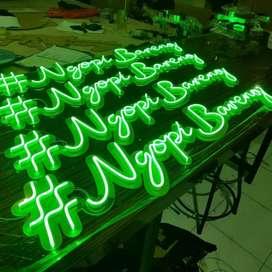 Neonflex neonsign neonbox