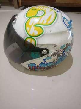 Helm GM ukuran M