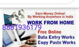 Data entry work atvyour location