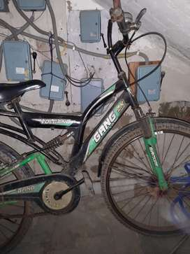 S K Bikes' Valcano Gang