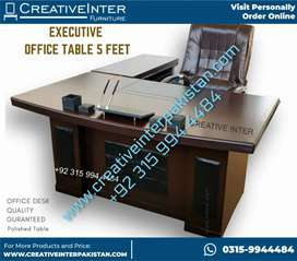 5 Feet Office Table differentshapee1price qualityatbest sofa Chair