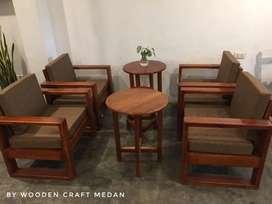 Meja Pantri Cafe / Meja Bar / Tempahan Perabot Cafe
