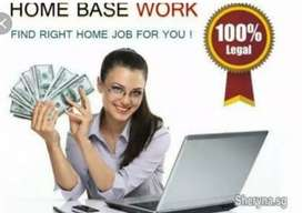 Home base data entry jobs