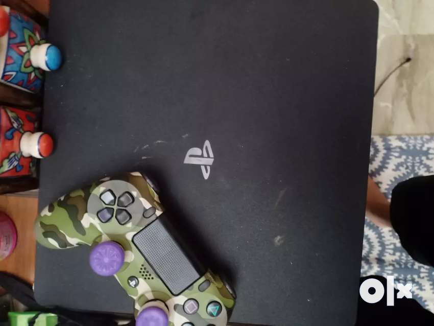 PS4 slim 500gb 0