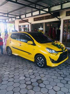 For sale agya trd 2018 manual yellow