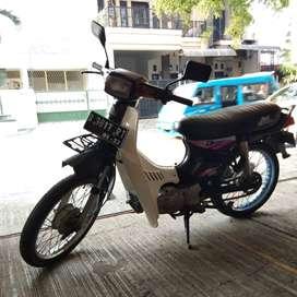 Jual Suzuki Bravo Antik Klasik tahun 1996
