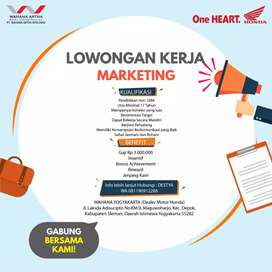 Lowongan Kerja Marketing Officer  Wahanaartha Groub
