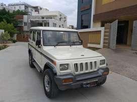 Mahindra Bolero SLX 2WD BSIII, 2006, Diesel