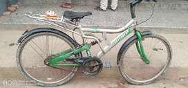 Mast cycle ha koe chalane wala nhi ha ha