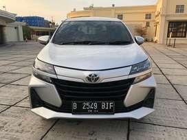 TOYOTA GRAND AVANZA E MANUAL 2019/2020 Mobil Mulus Seperti BARU