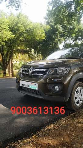 Renault KWID 2018 Petrol Well Maintained
