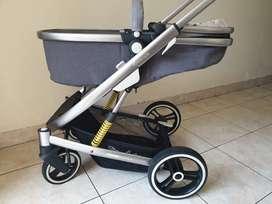 Baby Stroller Cocolatte Landscape CL D2029 bekas rasa baru