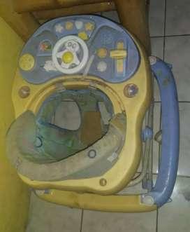 Roda bayi bekas