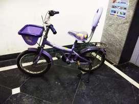 BSA FLORA PURPLE KIDS 4-9 years Bicycle