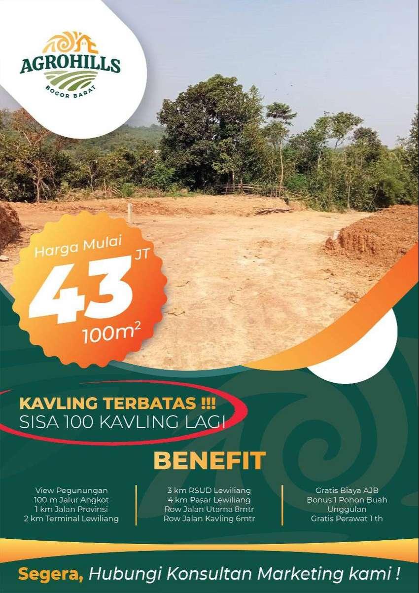 Kavling Buah Agrobisnis Bogor Barat