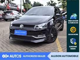 [OLX Autos] Volkswagen Polo 2018 1.2 TSI AT Bensin Hitam #Allison