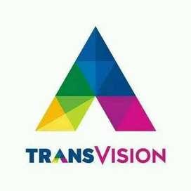 TRANSVISION, PARABOLA, TV KABEL