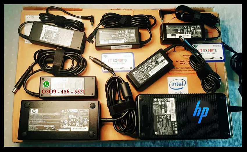 LAPTOP CHARGER HP DELL LENOVO ASUS TOSHIBA APPLE MACBOOK CHARGER  ETC