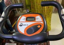 Gym Cycling equipment.