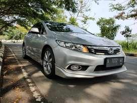 Honda Civic FB 2012 type tertinggi. Tt accord altis camry lancer