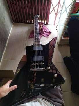 gitar ltd ex 401 (explorer)