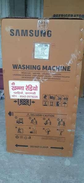 SAMSUNG washing machine ekdum naya seal packed
