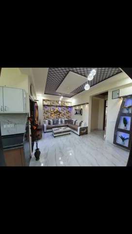 28.50lac fully furnished 2bhk flat 10gm gold on booking mansaroaver