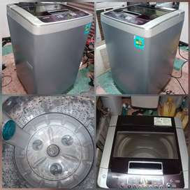 Lg& Samsung fully automatic washing machine with 5 years warranty