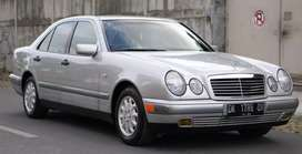 Mercedes benz E 230 AT W210 New Eyes 1997 Automatic