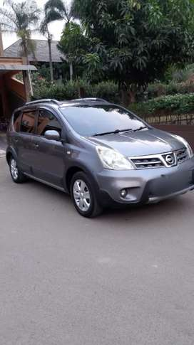 Nissan New Grand Livina XGear 1.5 AT 2013